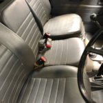 land rover defender 4x4 diesel Front seats