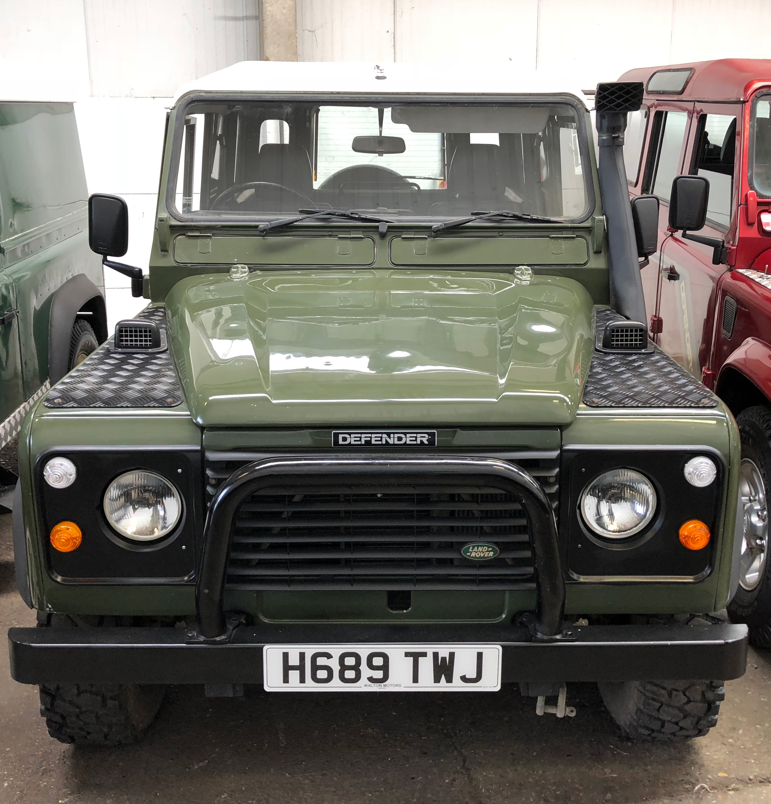 Land Rover Defender 90 4x4 Diesel For Sale