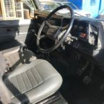 land rover defender 4x4 diesel dash board