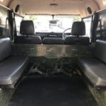 land rover defender 4x4 diesel back seats